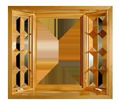 деревяные окна