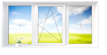 пластиковые окна Корабли 600(1-ЛГ)