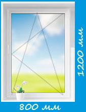 пластиковые окна дача